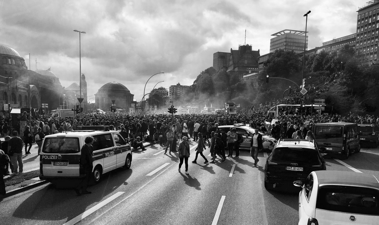Analysing the Riots with Social Media Monitoring