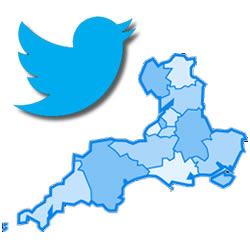 Councils on Twitter