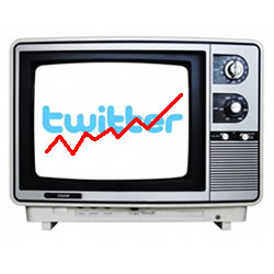 Twitter, the new rating system for TV shows?