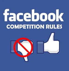 Facebook competition rules relaxed