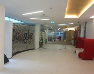 A Day Out at Google's Offices