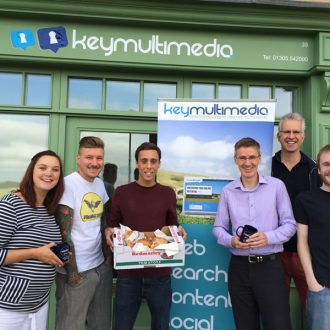Wessex FM Bun Run comes to Key Multimedia