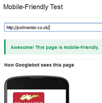 Mobile Usability Will Be a Ranking Factor In Mobile Search Results
