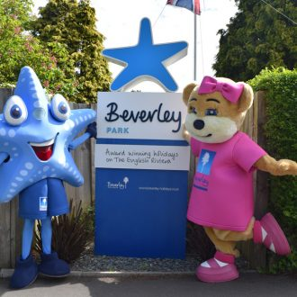 Award winning Devon holiday park - Beverley Holiday Park
