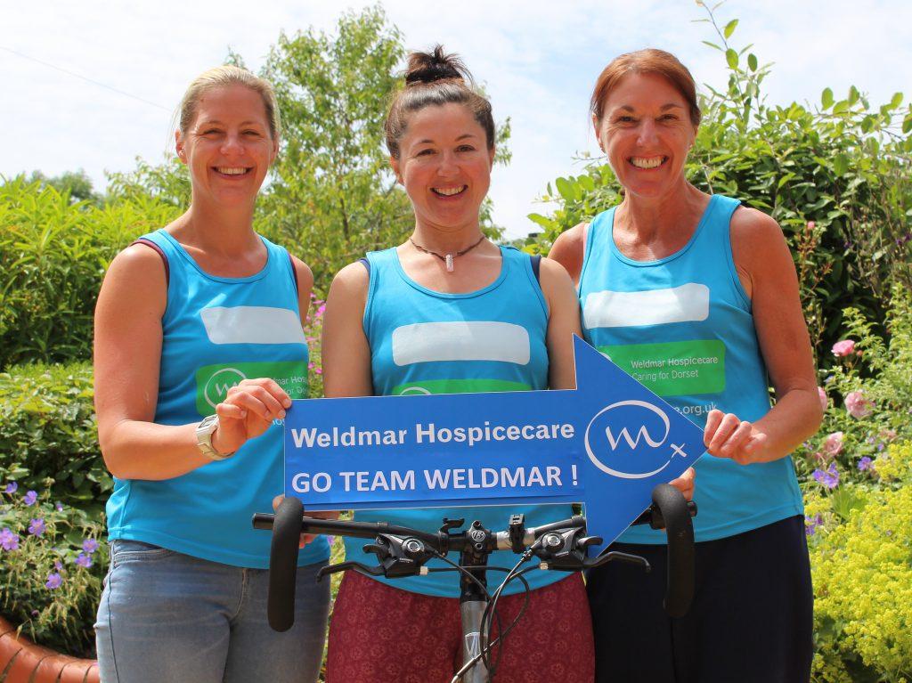 Challenge Weymouth - Team Weldmar