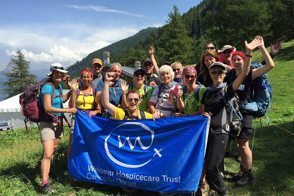 Weldmar Mont Blanc Challenge 2015