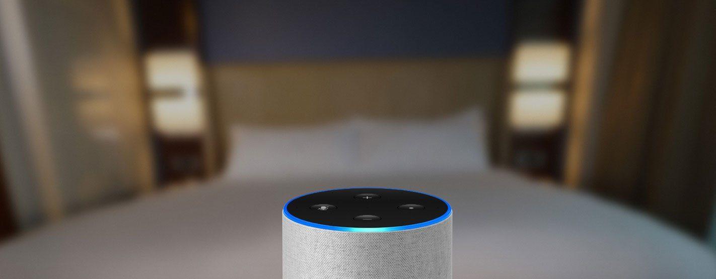 Amazon launches Alexa for Hospitality