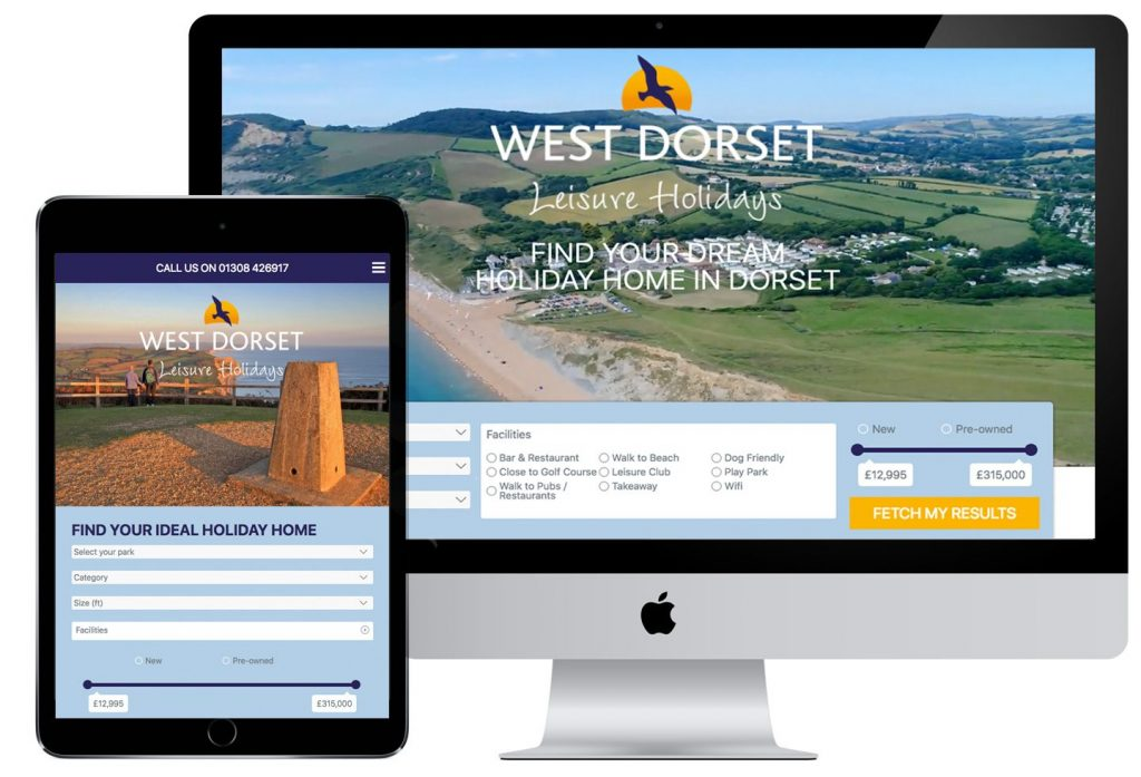 Holiday Homes in Dorset screen shots