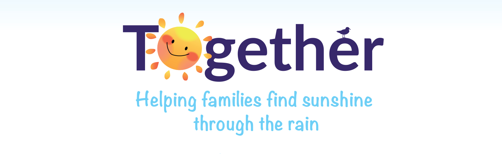Together campaign logo by Family Holidays Association.