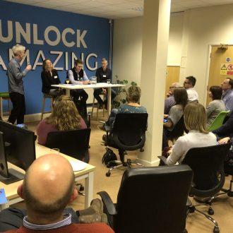 Unlock Event - Building Digital Trust