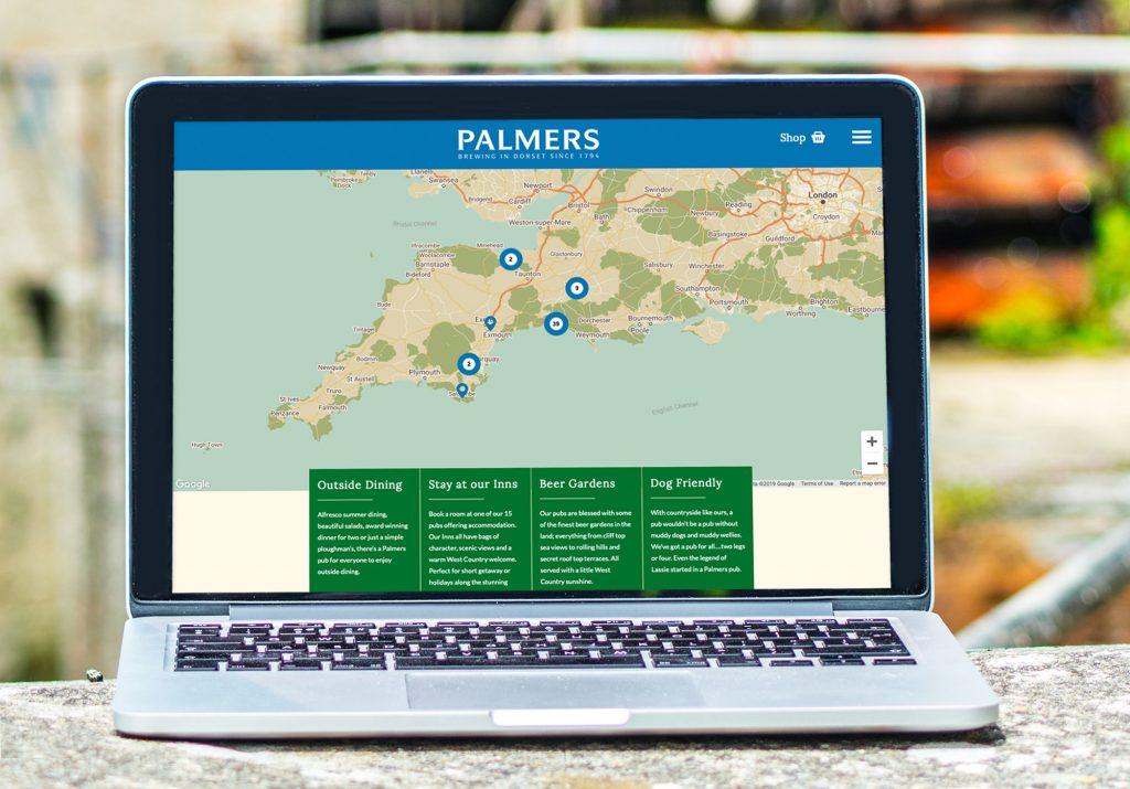 Palmers - Pub Finder