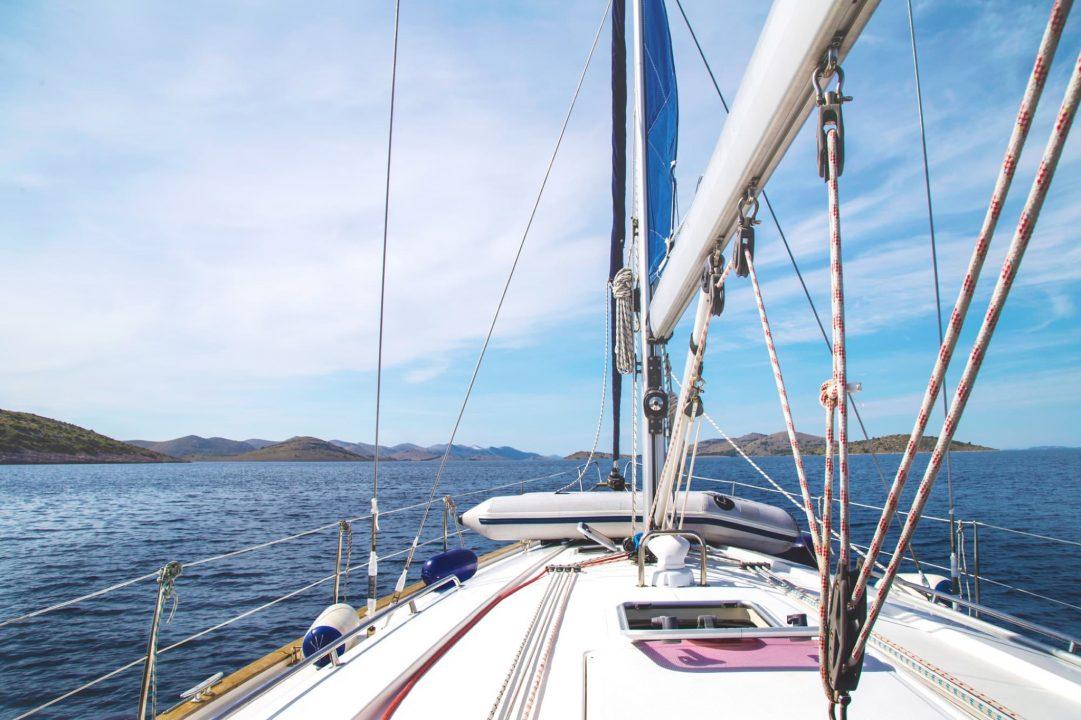 Darglow sailboat