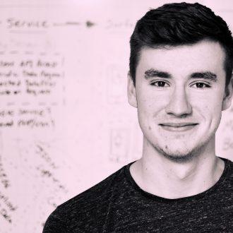 ben wright joins key digital as junior web developer