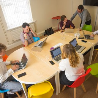 Purple Computing Business IT Support team