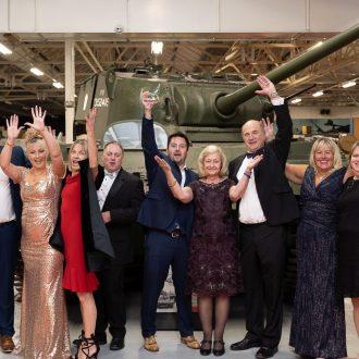 Client success at the Dorset Tourism Awards