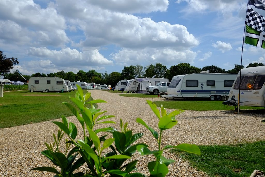 caravan park south lytchett manor