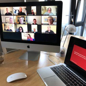 key digital social media webinar