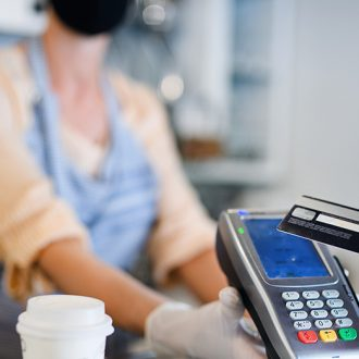 Contactless payment, just one of the ways shopping behaviours have changed