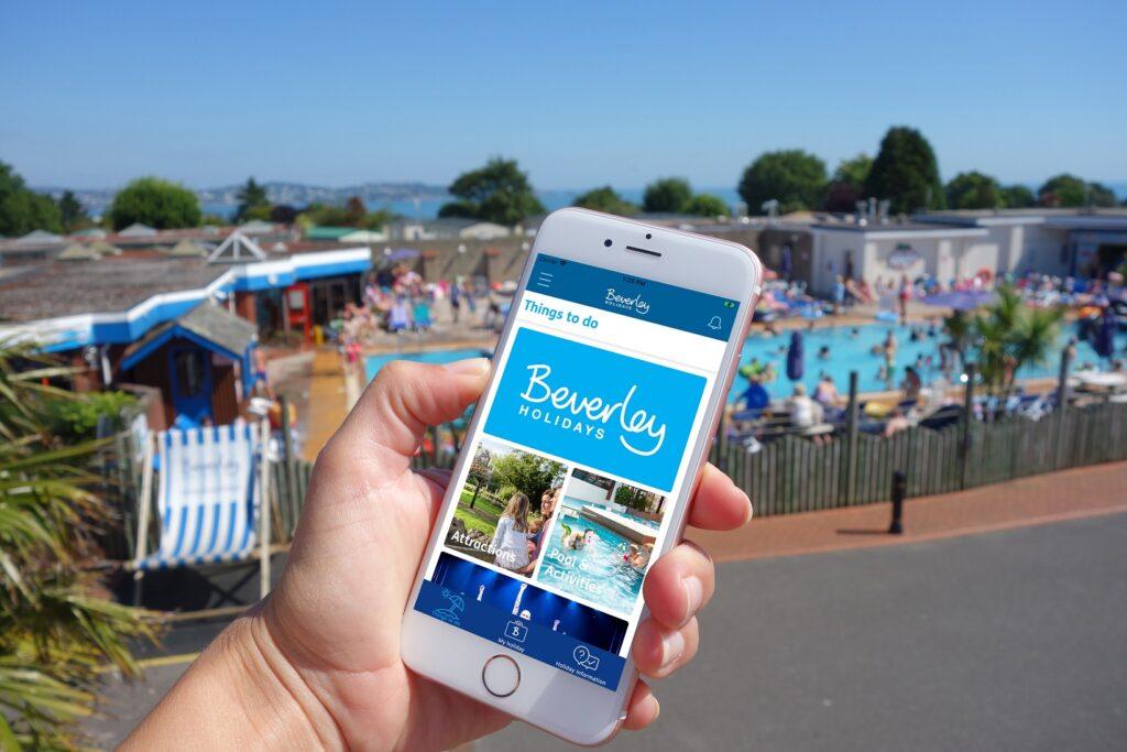 Beverley Holidays app