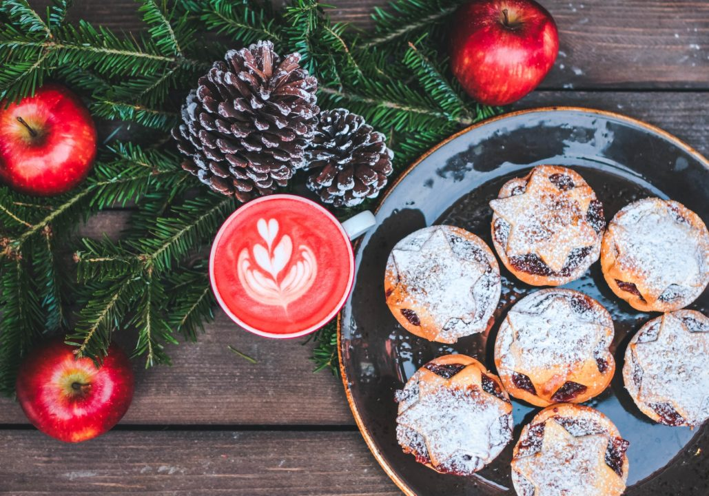 'Tis the season for mince pies 2020