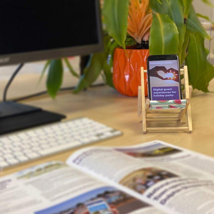holiday park digital app