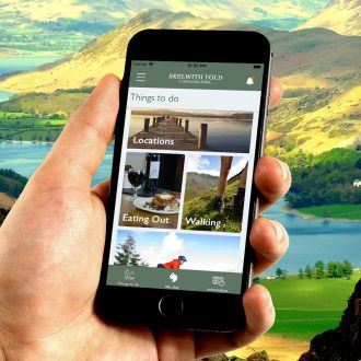 Skelwith Fold Caravan Park Mobile App Goes Live