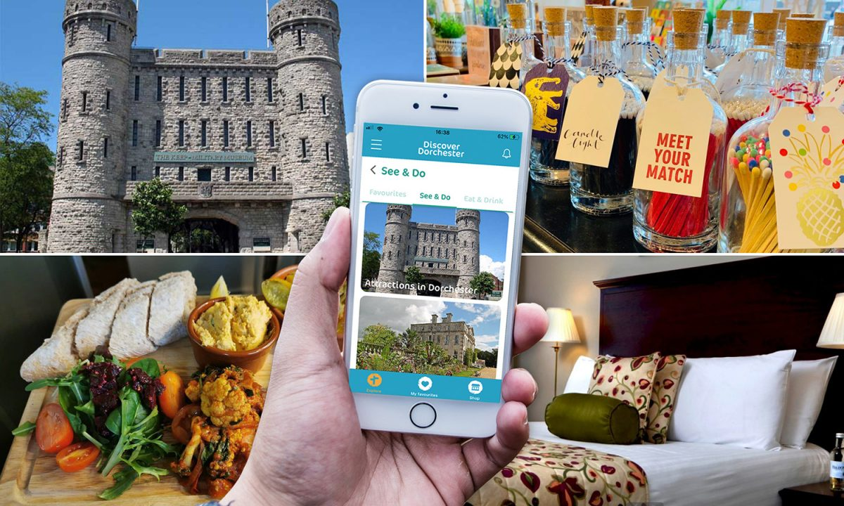Discover Dorchester Mobile App Is Launched