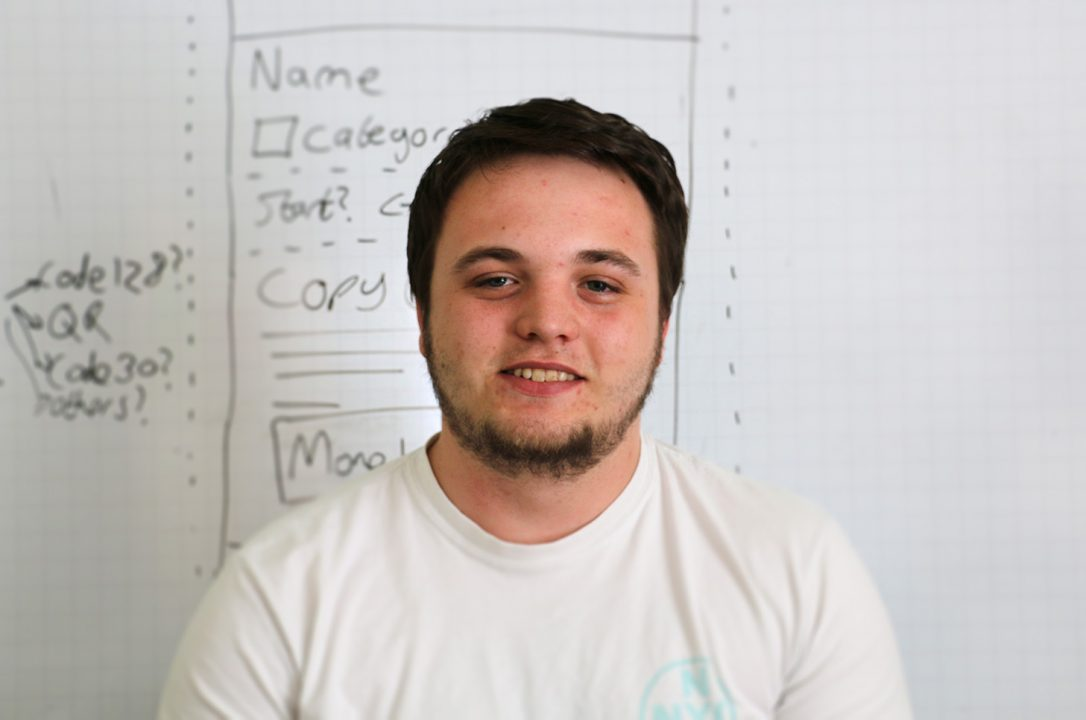 Harry joins us as Mobile Apps & Web Systems Developer